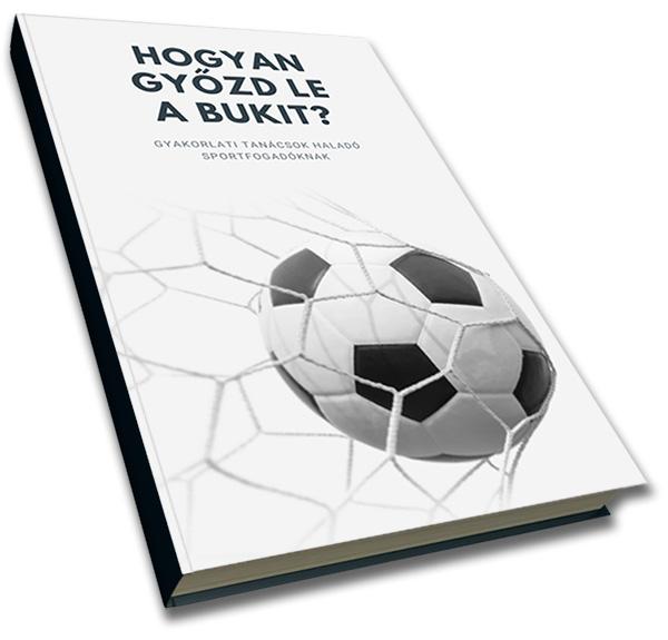 sportfogadás könyv